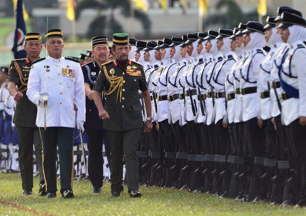 Brunei's stoning for 'gay-sex' law flies under the radar