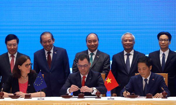 Understanding the EU–Vietnam Free Trade Agreement