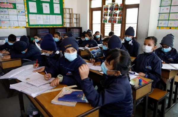 Rhetoric and reality in Nepal's education system