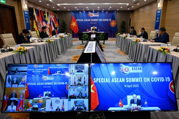 Leveraging ASEAN to respond to COVID-19