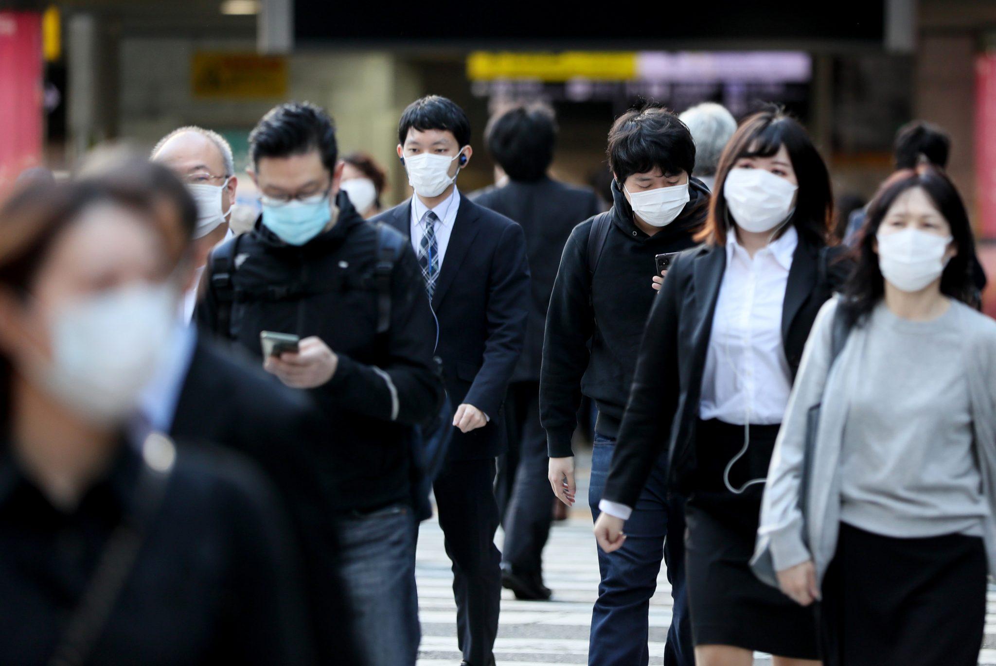 Coronavirus in japan Japan upset about China's