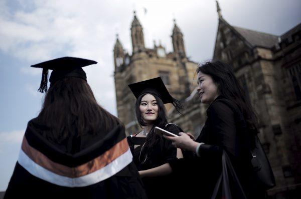 Time to reset Australian international education