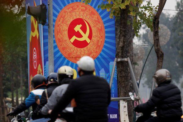 Vietnam's party politics back on centre stage