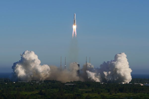 LM-5 and LM-5B: Giant leaps for China's space dream