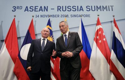 Putin S Power And Russian Foreign Policy In Asean East Asia Forum