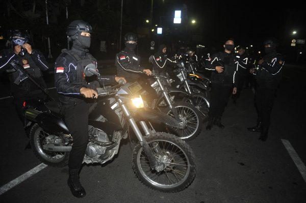 Jokowi's repressive pluralism