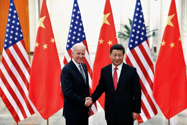 Rocky road ahead for Biden on US–China relations