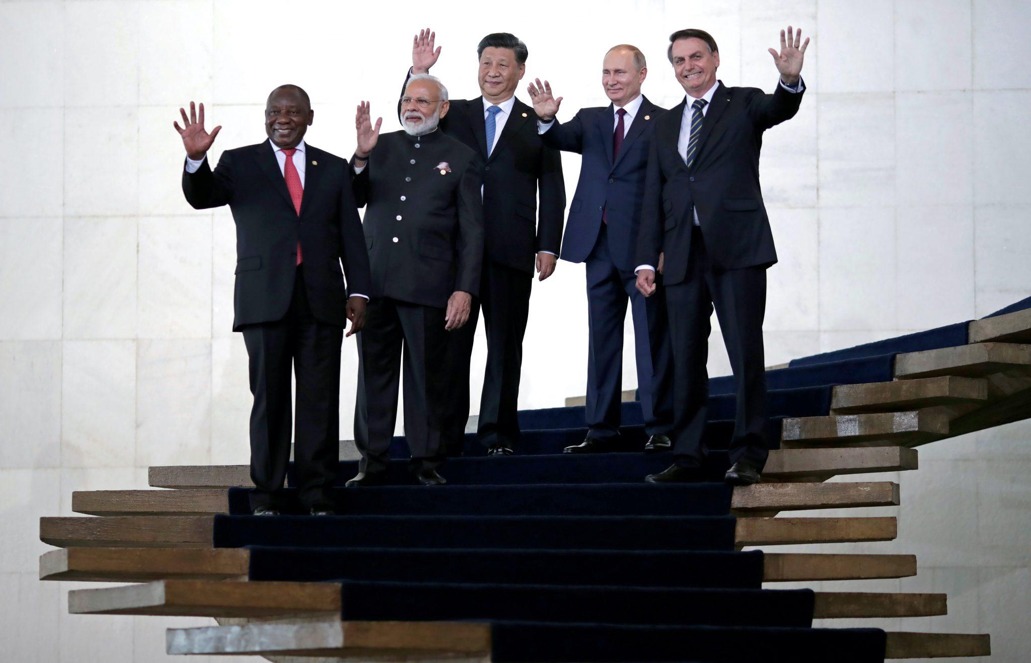 Towards a multipolar order post-pandemic