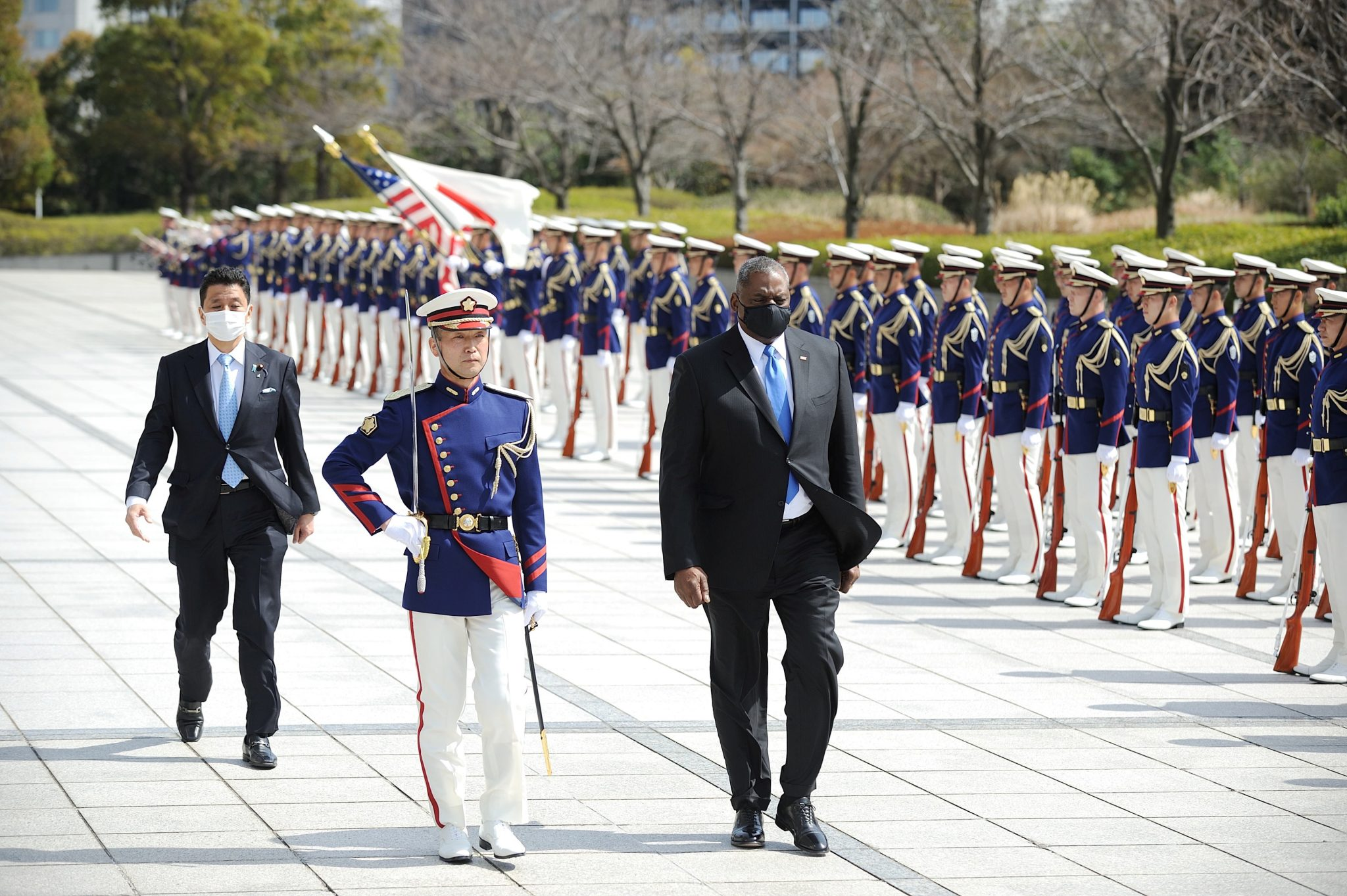 Priority on dealing with US–Japan alliance perception gap