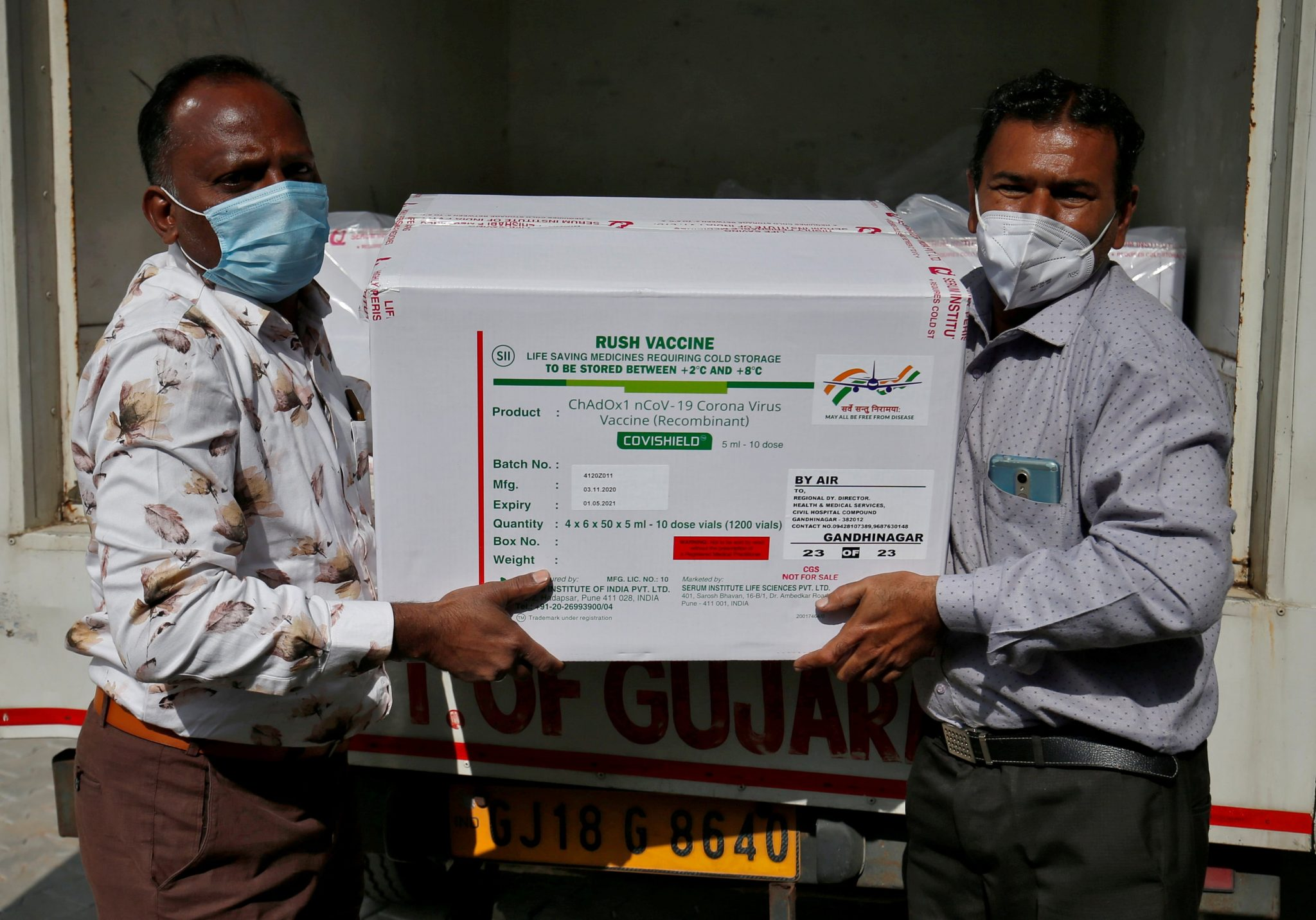 No end to COVID-19 pandemic absent international cooperation