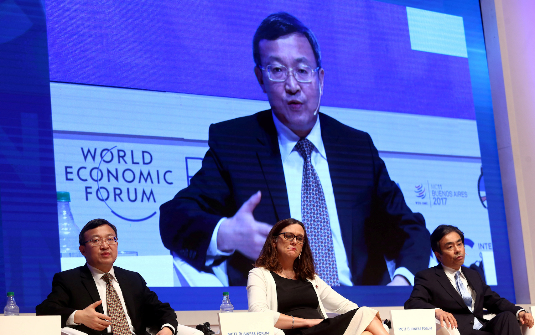 Can WTO talks revive global FDI?