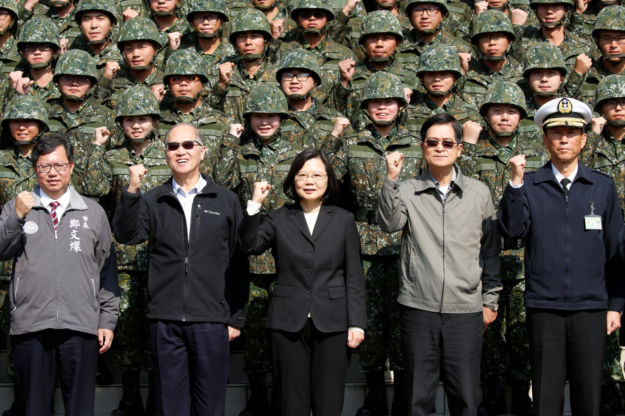 Taiwan security needs thinking outside the 'military box'