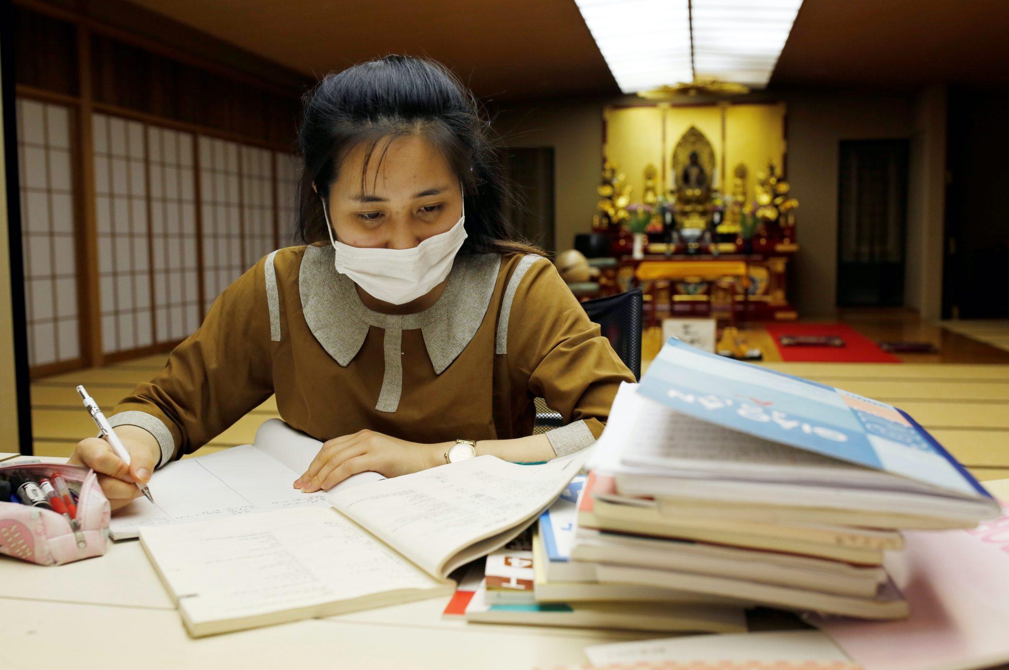 In japan coronavirus Japan PM