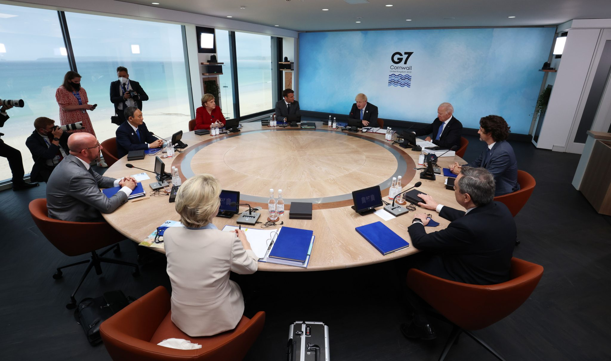 Can the G7 really build back a better world?